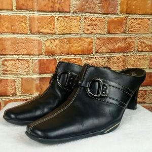 A2 Aerasole Genuine leather  Mules  NWOT